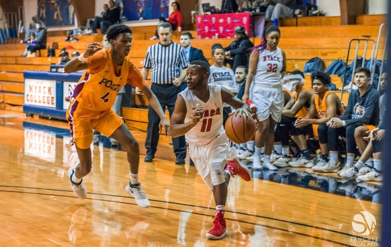 Men's Basketball Comes Up Short Against North Division Leaders Bloomfield