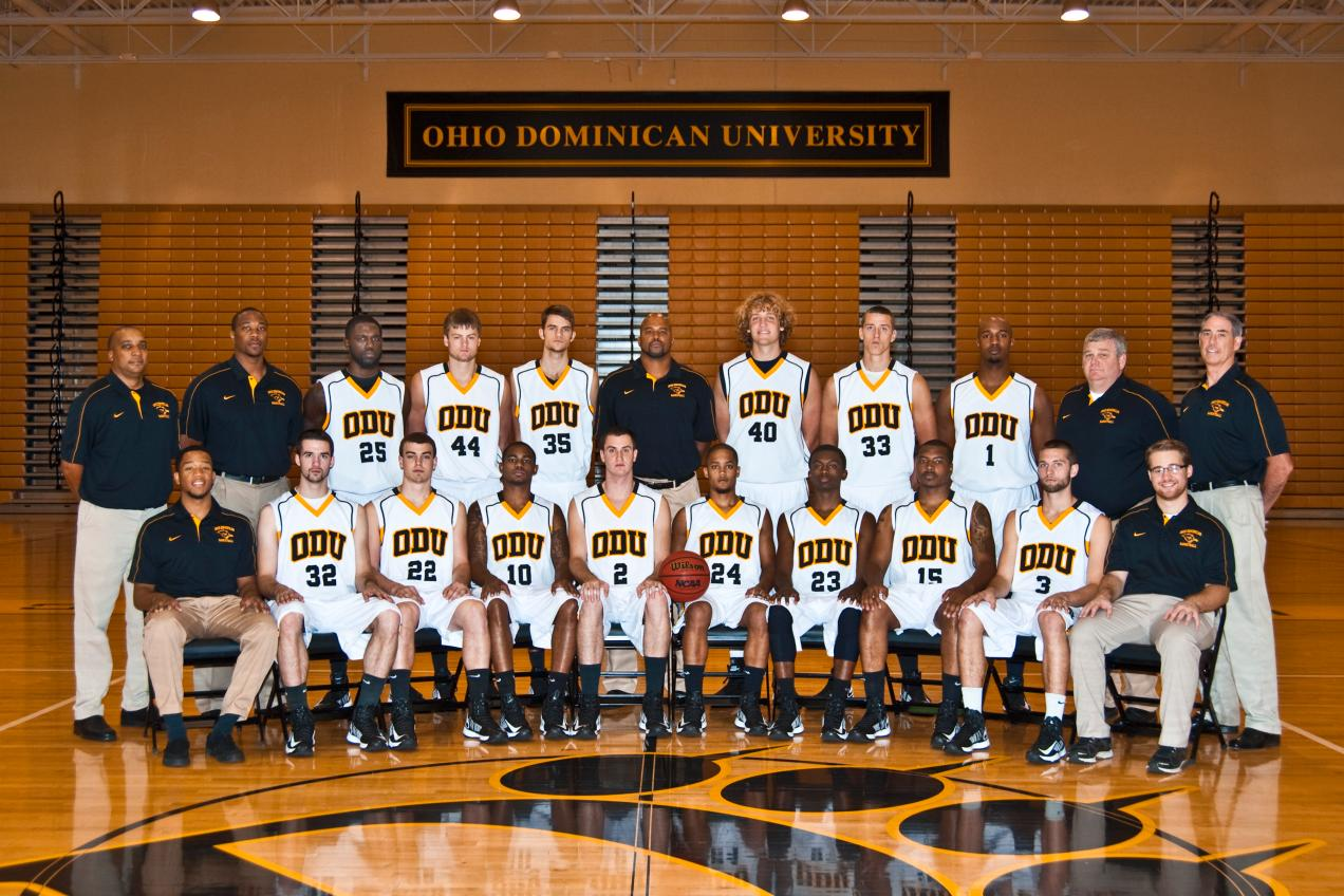 Help Support the 2012 Men's Basketball Team Fundraiser