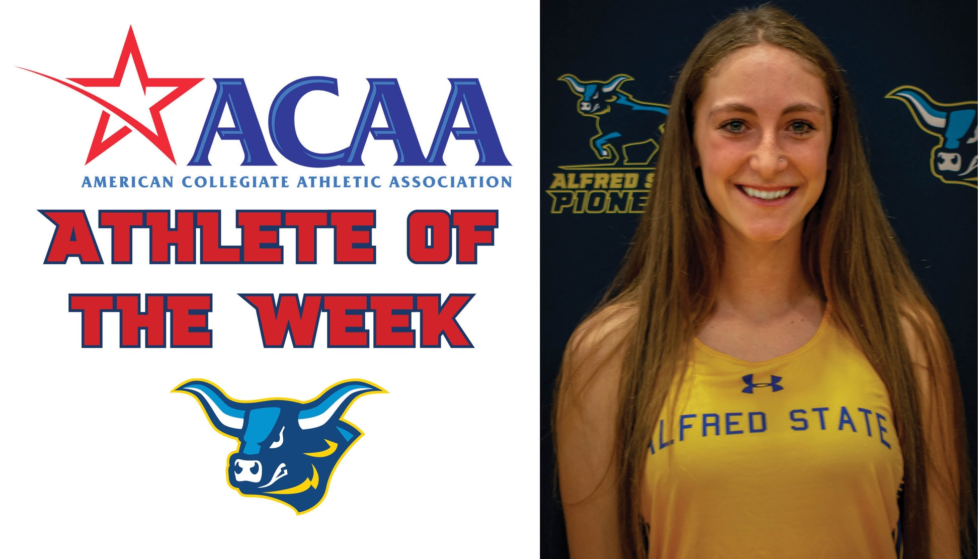 Veronica Dailey named ACAA Cross Country Runner of the Week