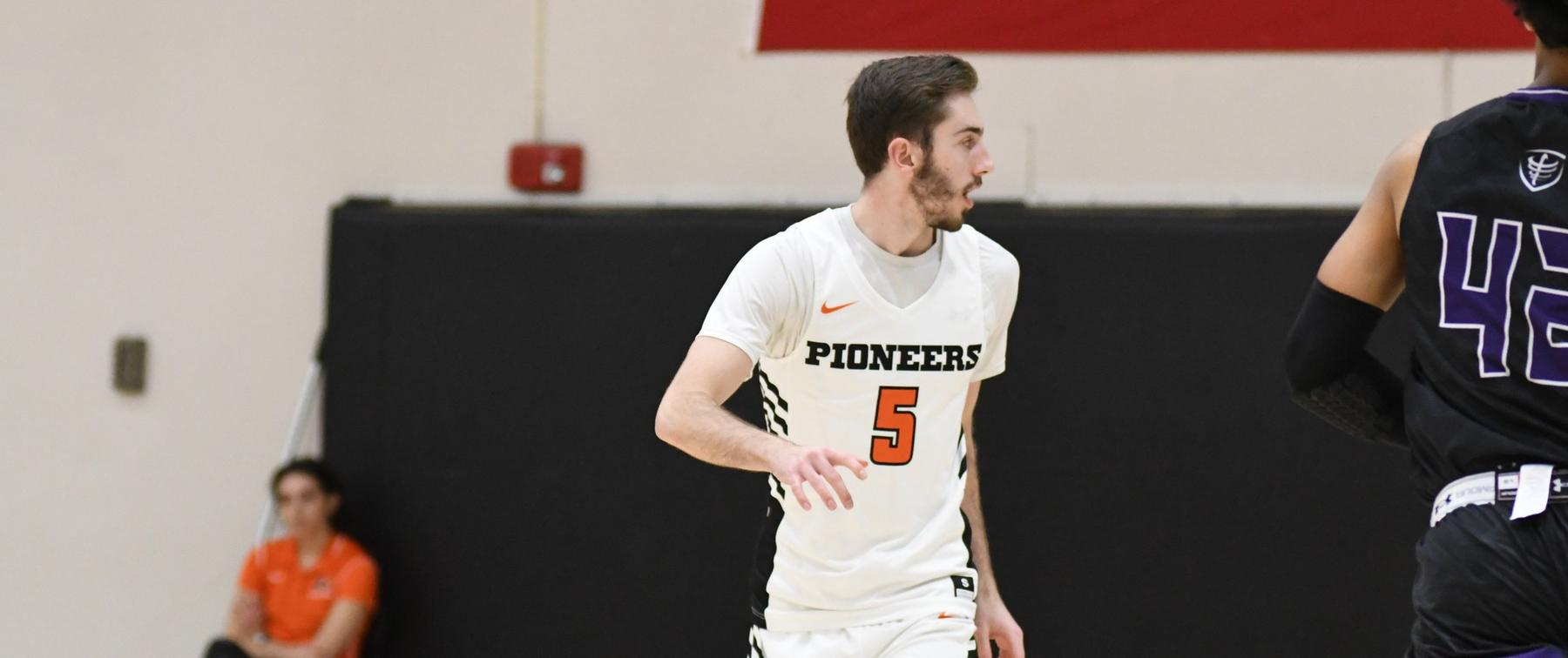 Henderson debuts with 14 points in loss to Concordia