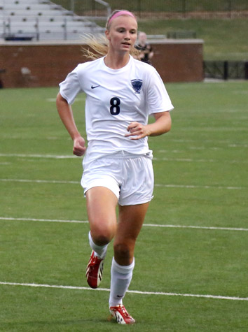 No. 10 Lynchburg Women's Soccer Defeats Emory & Henry In ODAC Contest Wednesday
