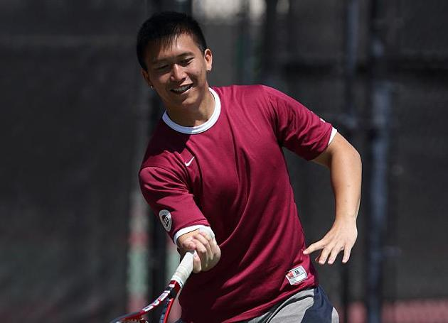 Chun Receives Spot on WCC All-Academic Team