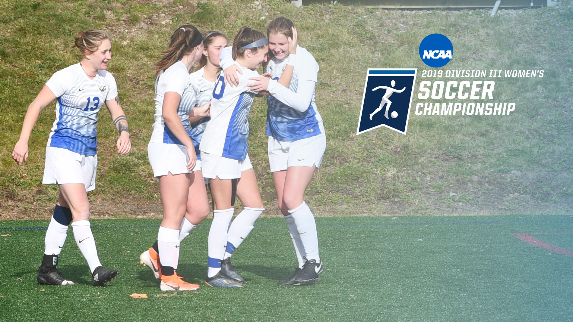 NCAA DIII Women's Soccer Tournament First Round: Maine Maritime Academy vs. Amherst