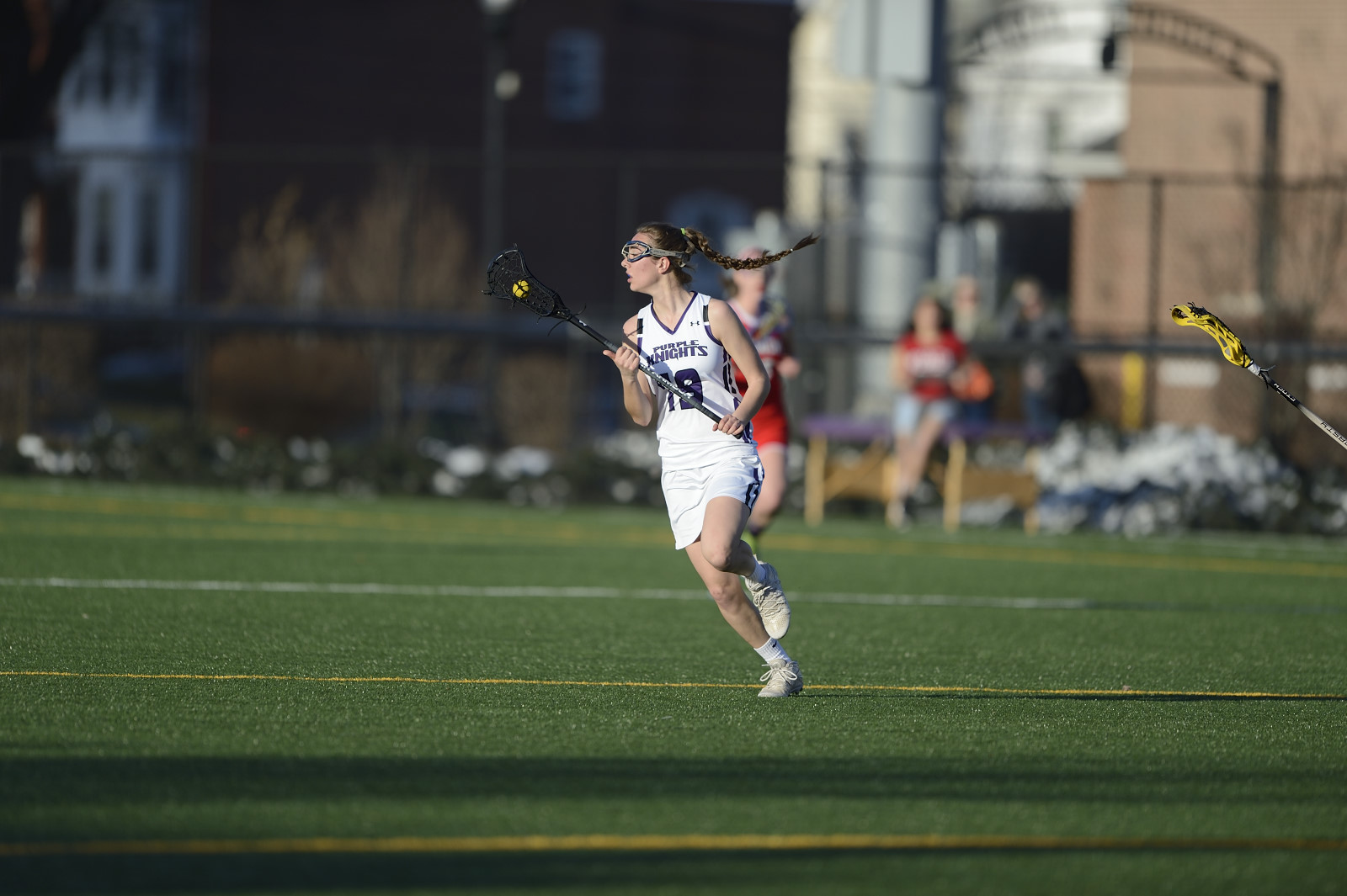 Women's Lacrosse Earns Fourth Straight Victory With 14-4 Road Win Over Post University