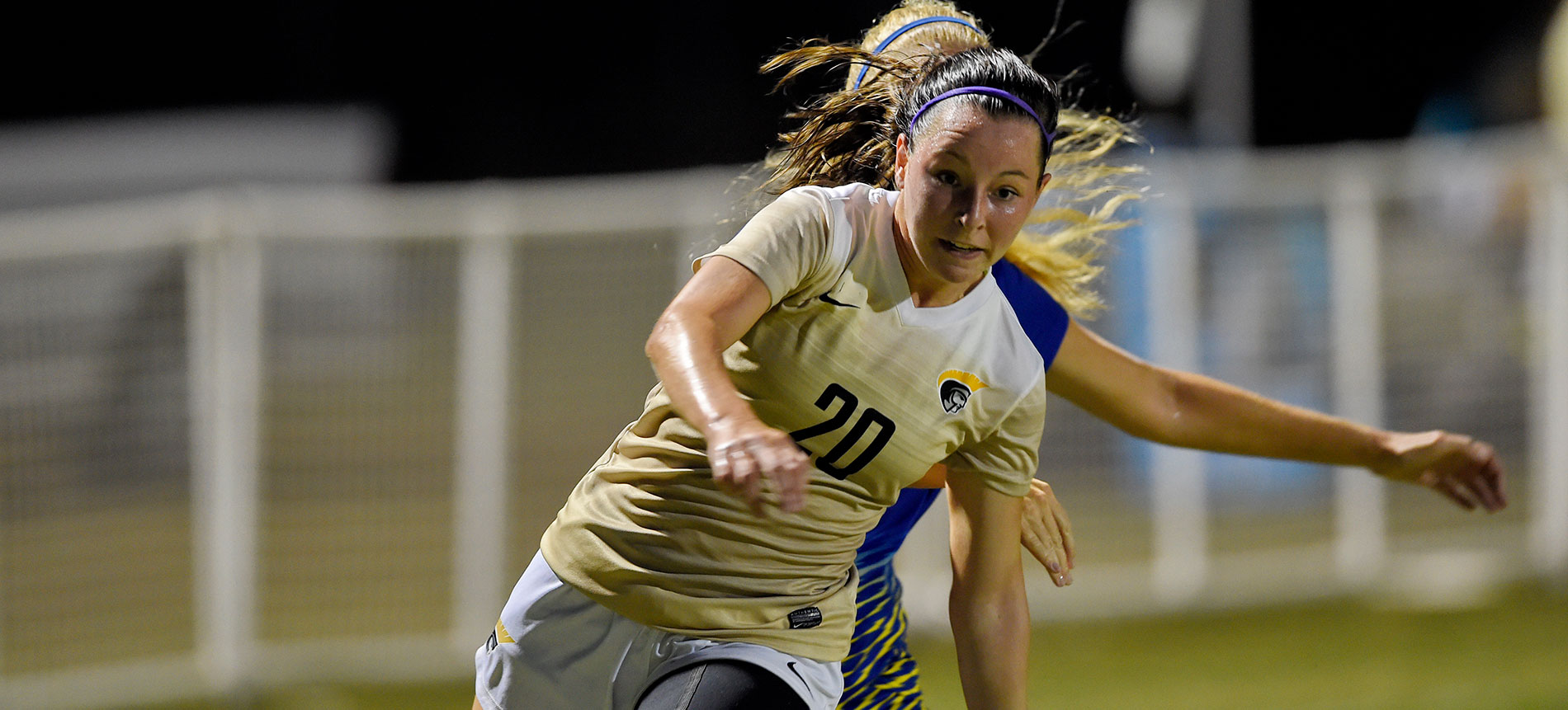 Women's Soccer Defeats Coker; 3-0