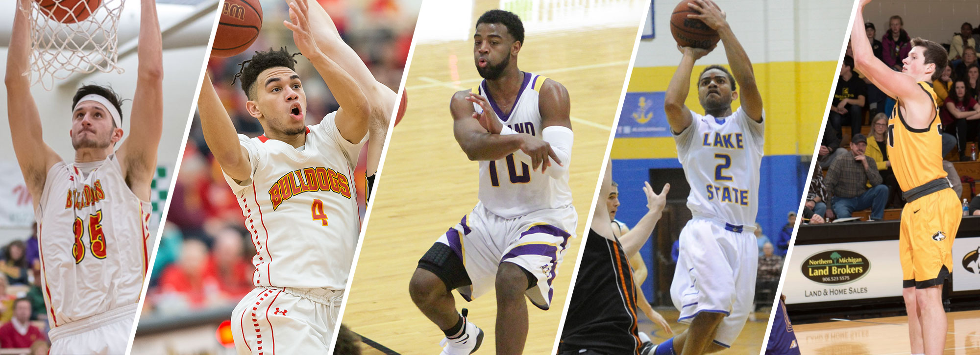 Five #GLIACMBB Standouts Named to Bevo Francis Watchlist