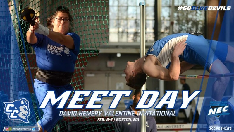 Track and Field Heads Back to Boston For David Hemery Valentine Invite