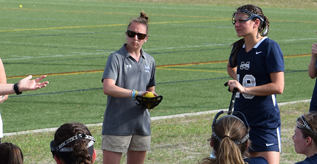 Women's Lacrosse Assistant Coach Erin Allen to Play in World Cup Lacrosse Fesitval in London