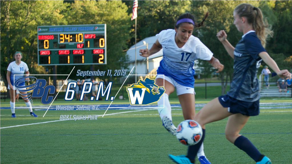 Women's Soccer Adds Neutral-Site Match Against N.C. Wesleyan, Announces Further Schedule Changes