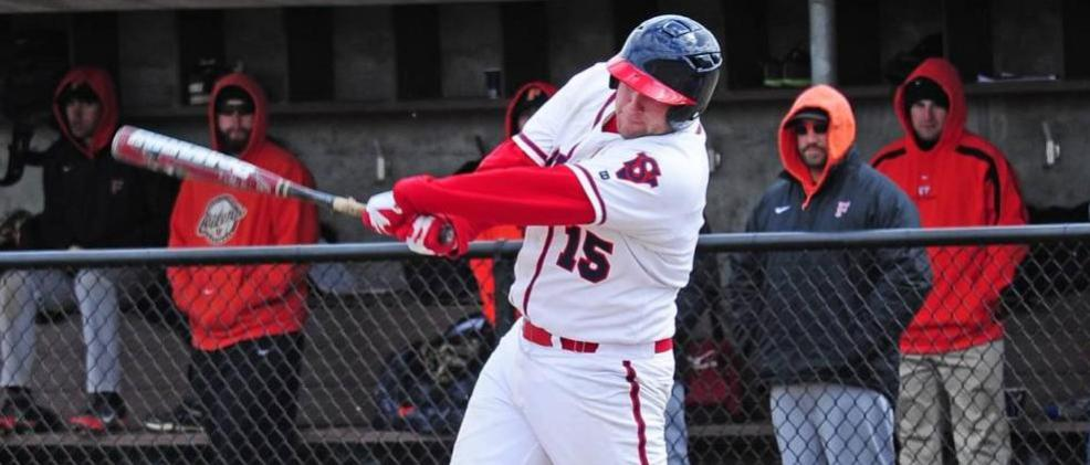 SVSU Sweeps Saturday at Lake Erie, Drzewicki Sets New Saves Record