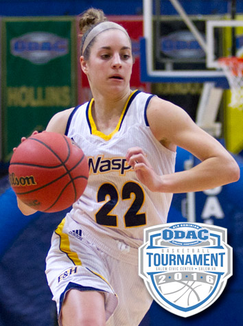 #3 Emory & Henry Women's Basketball Advances To ODAC Tournament Semifinals, 88-87, Over Bridgewater