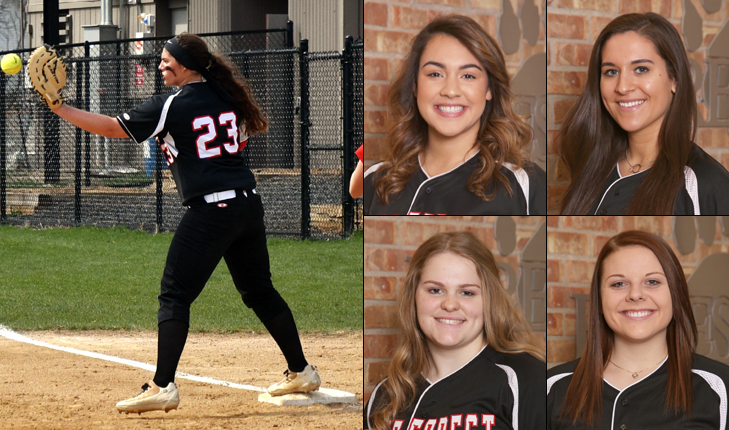Five Foresters Earn All-MWC Honors