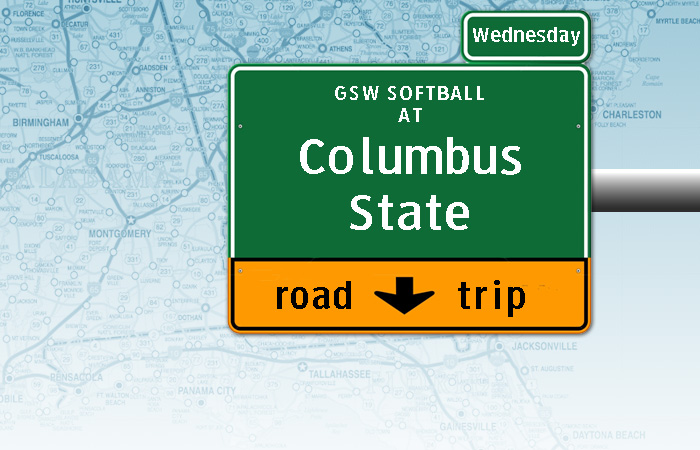 On the Road: Softball Travels to Columbus, Ga.