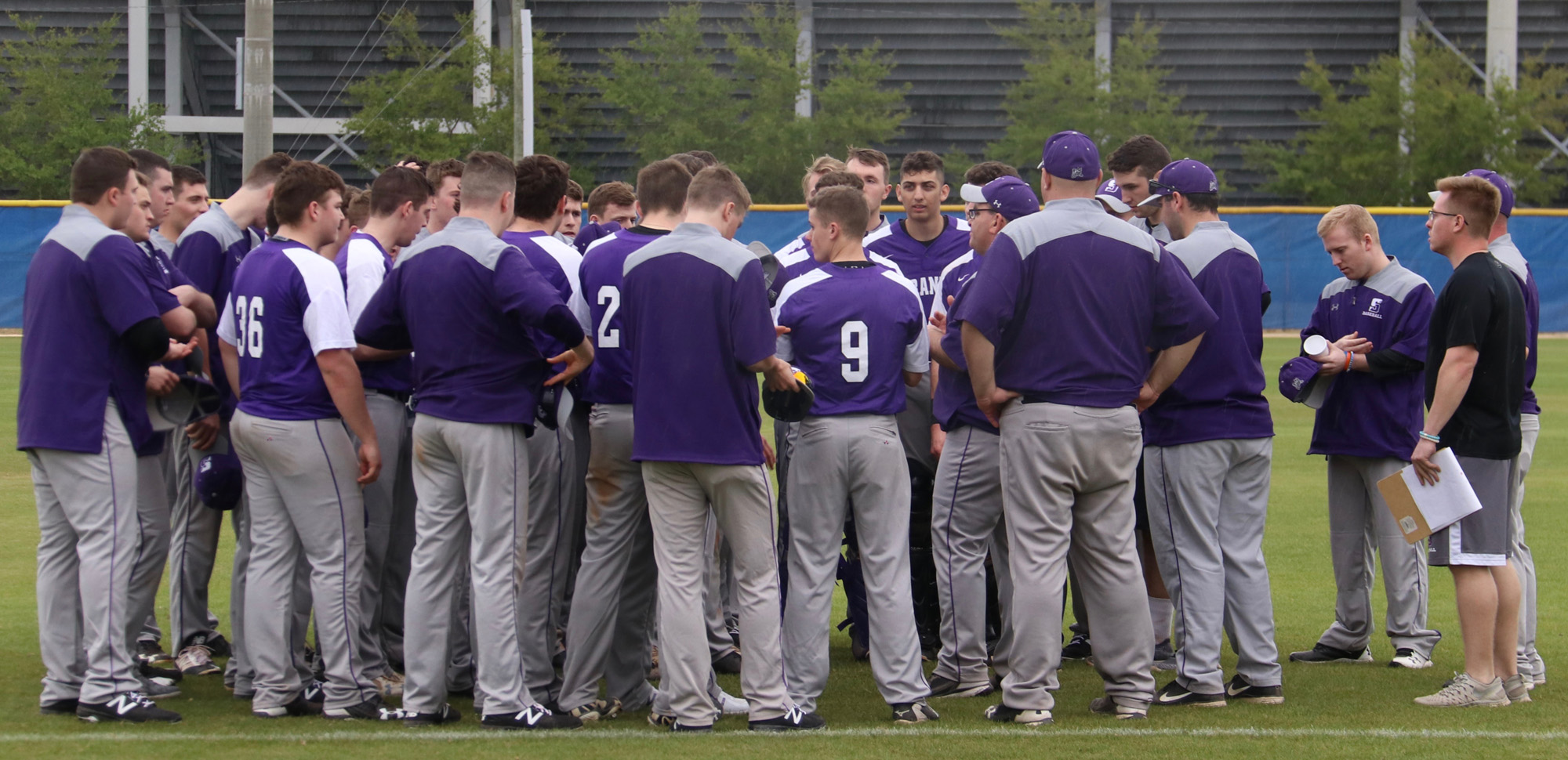 UPDATE: Baseball's Game With Muhlenberg Moved To March 27 At Keystone