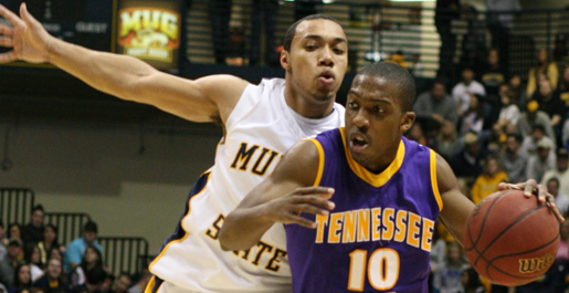 Racers maintain league lead with 88-66 win over Golden Eagles