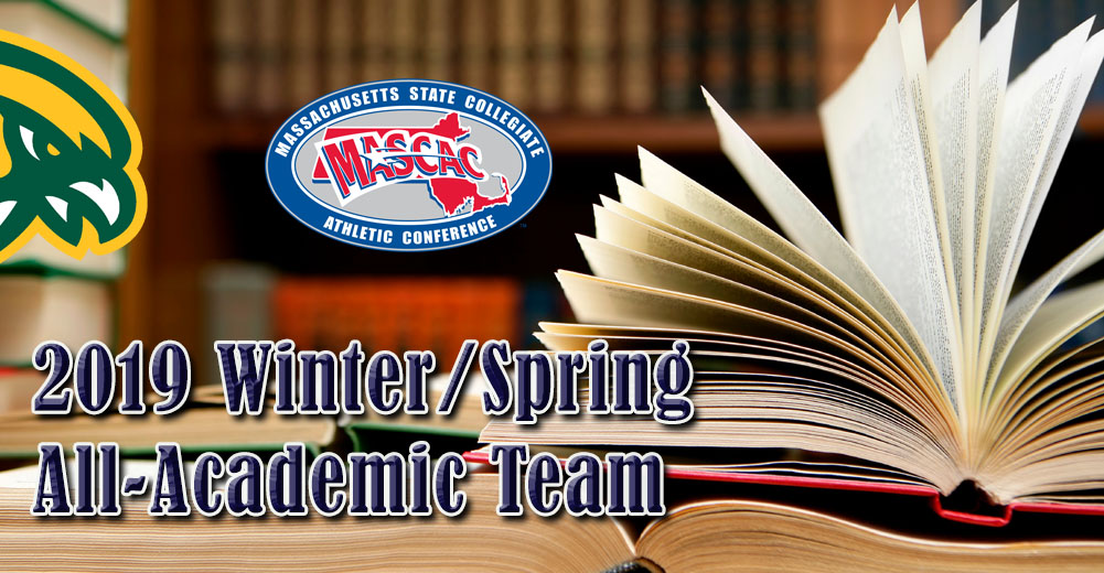 2019 Winter/Spring MASCAC All-Academic Team Announced