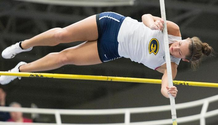 Women's Indoor Track & Field Competes at St. Thomas Showcase