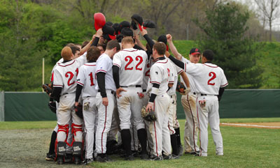 Third-Seeded Cardinals Upset Juniata to Advance to Championship