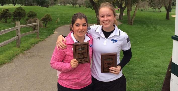 Puch, Women's Golf finish second at NACC Championship