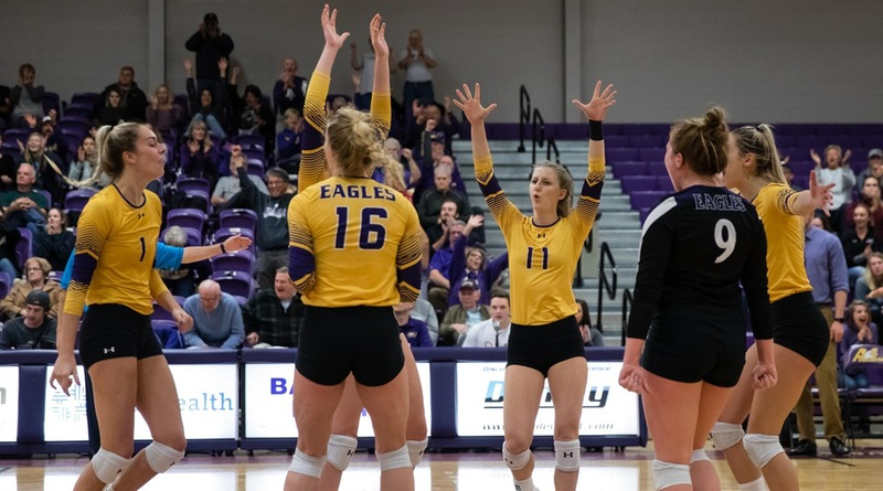 Eagles Close Out Regular Season With 25th Win, 3-0 Over Warriors