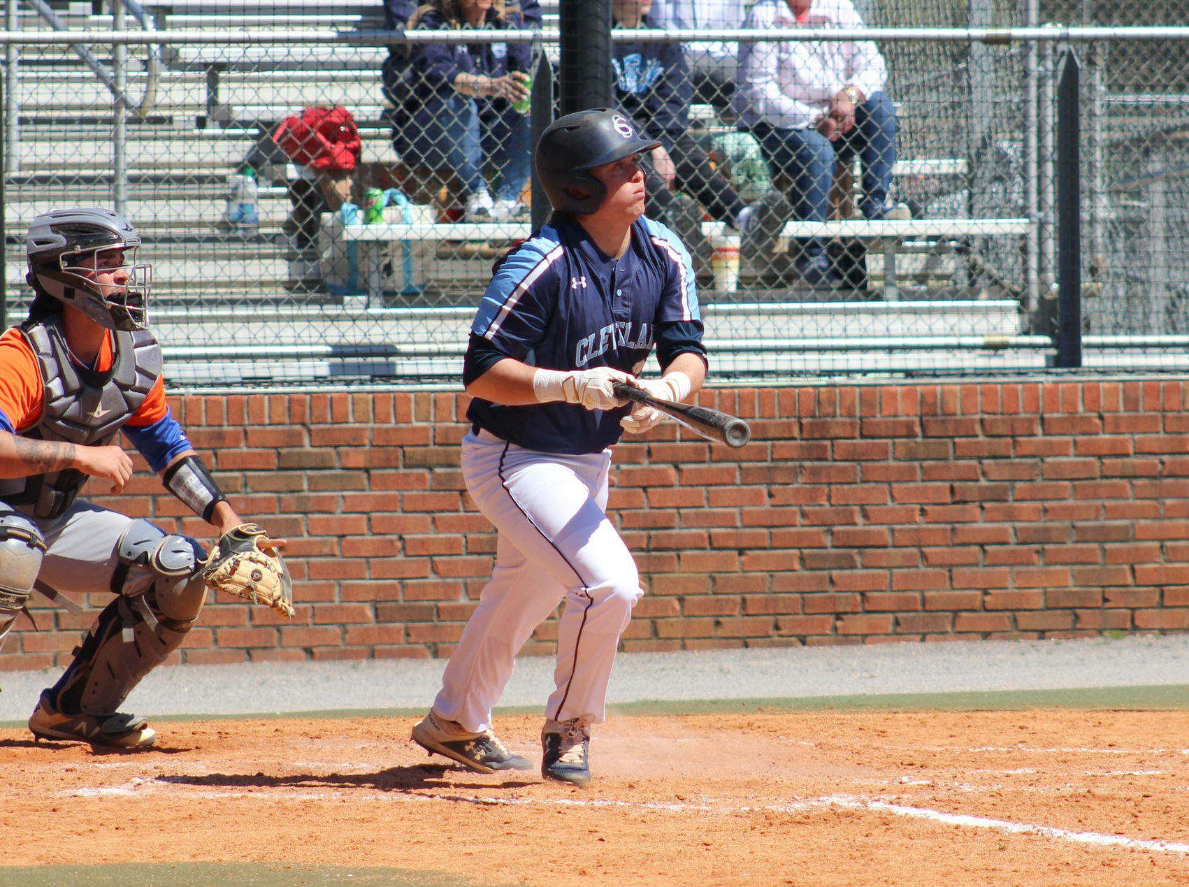 Cougars Walk Off, Win Series vs. Chattanooga State