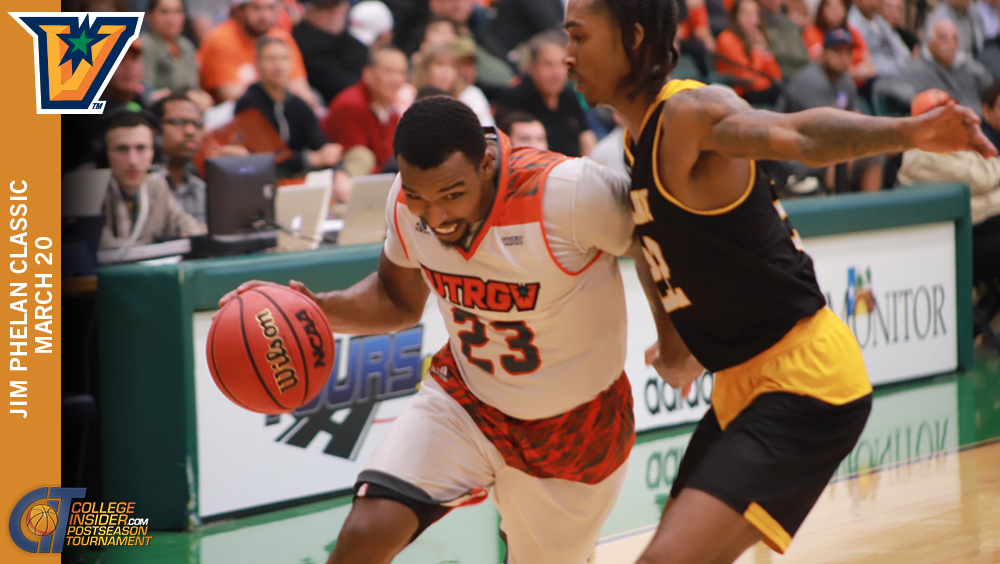 UTRGV Defeats Grambling State to Advance in CIT