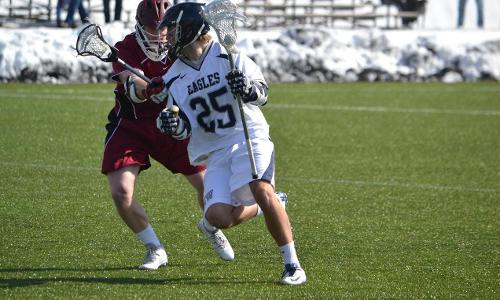 #17 Eagles Drop Double Overtime Thriller to #15 York (Pa.) on Saturday, 11-10