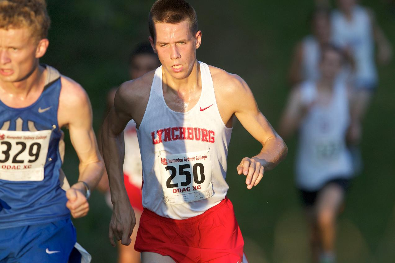 Hornets Compete at Furman XC Classic