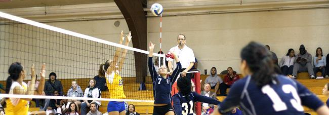 Lady Warriors Fall To NYIT 3-0