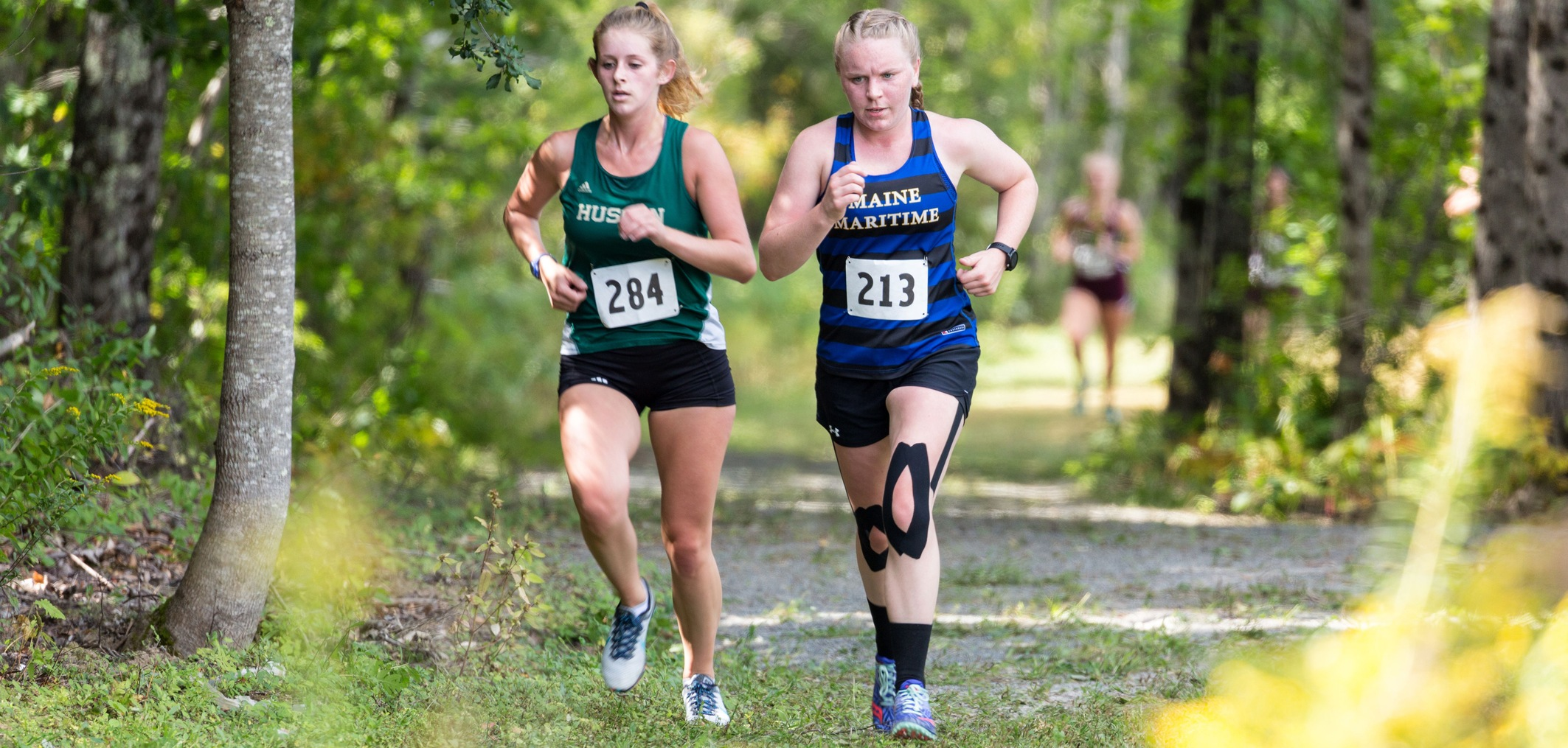 Women's Cross Country Competes at UMass Dartmouth Invitational