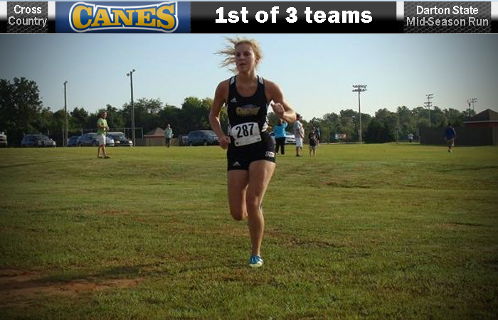 First-Place Finish For Lady Canes