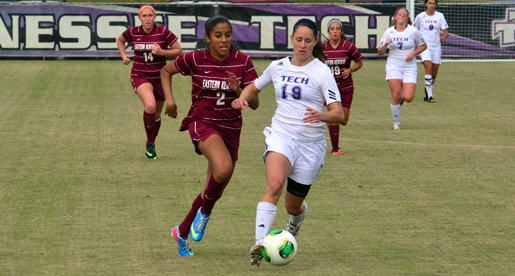Tech ends 2013 campaign with 2-0 loss at Belmont