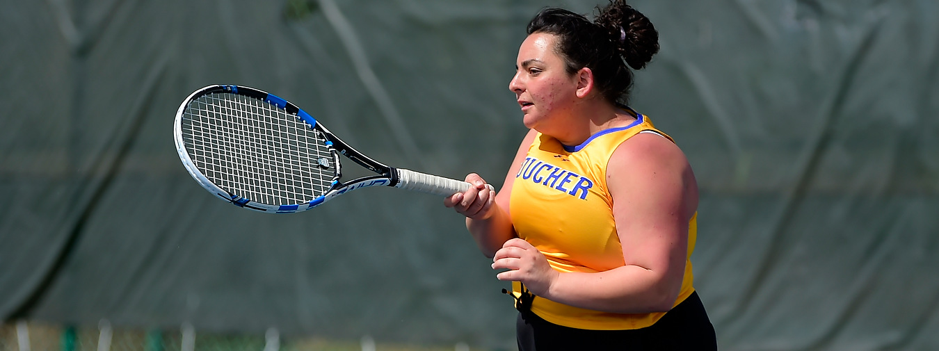 Goucher Women's Tennis Takes Care Of Notre Dame