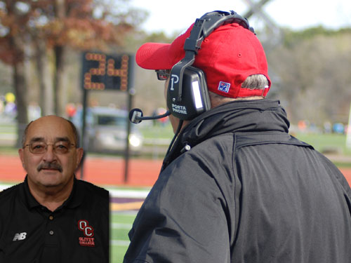Hulkow retires as Olivet College head football coach