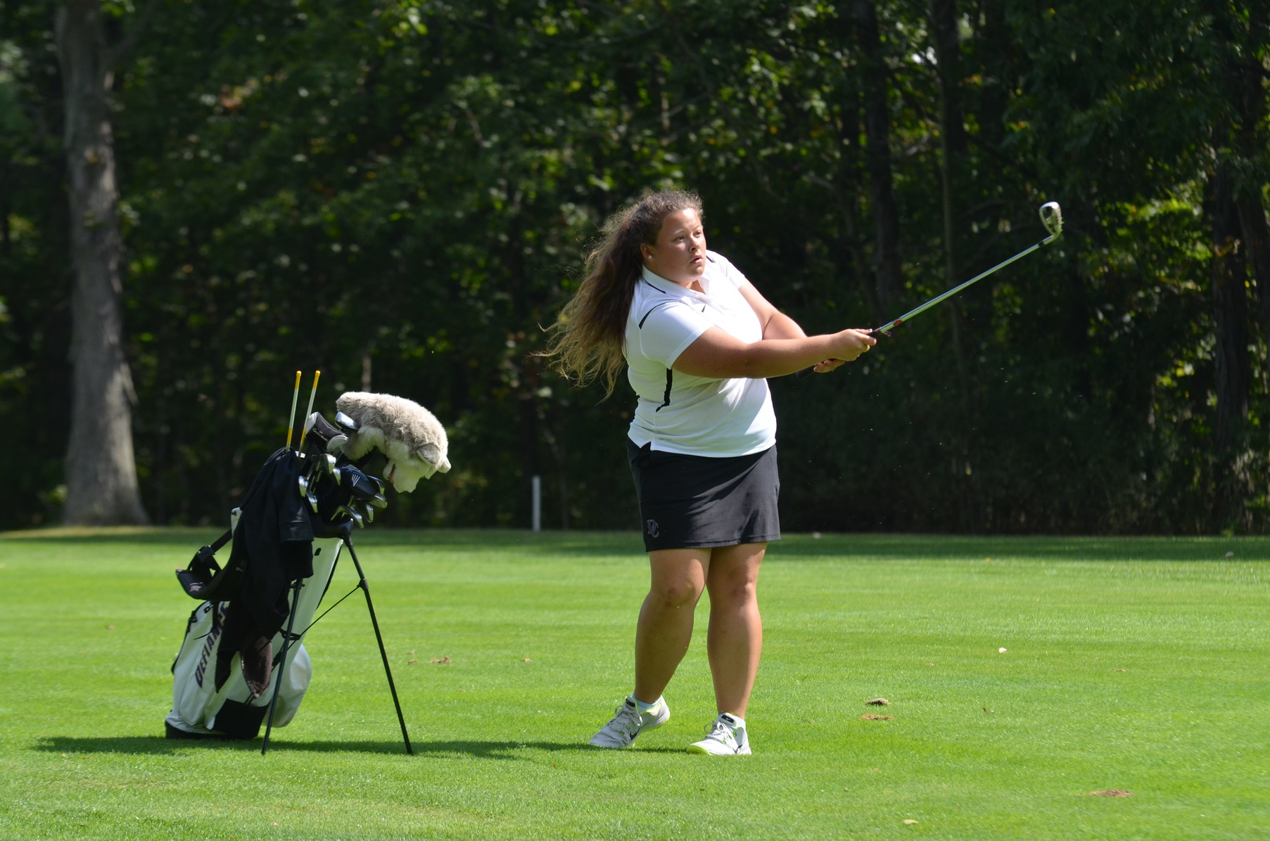 Women's Golf Competes at Earlham College Fall Invitational