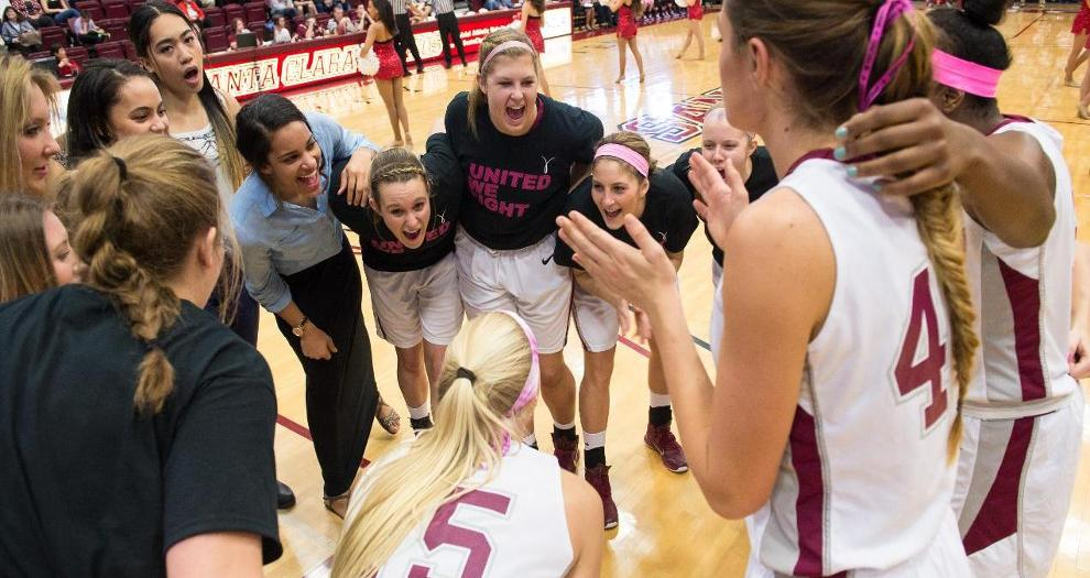 Bronco Women Face Portland in First Round of WCC Tournament Thursday at 2