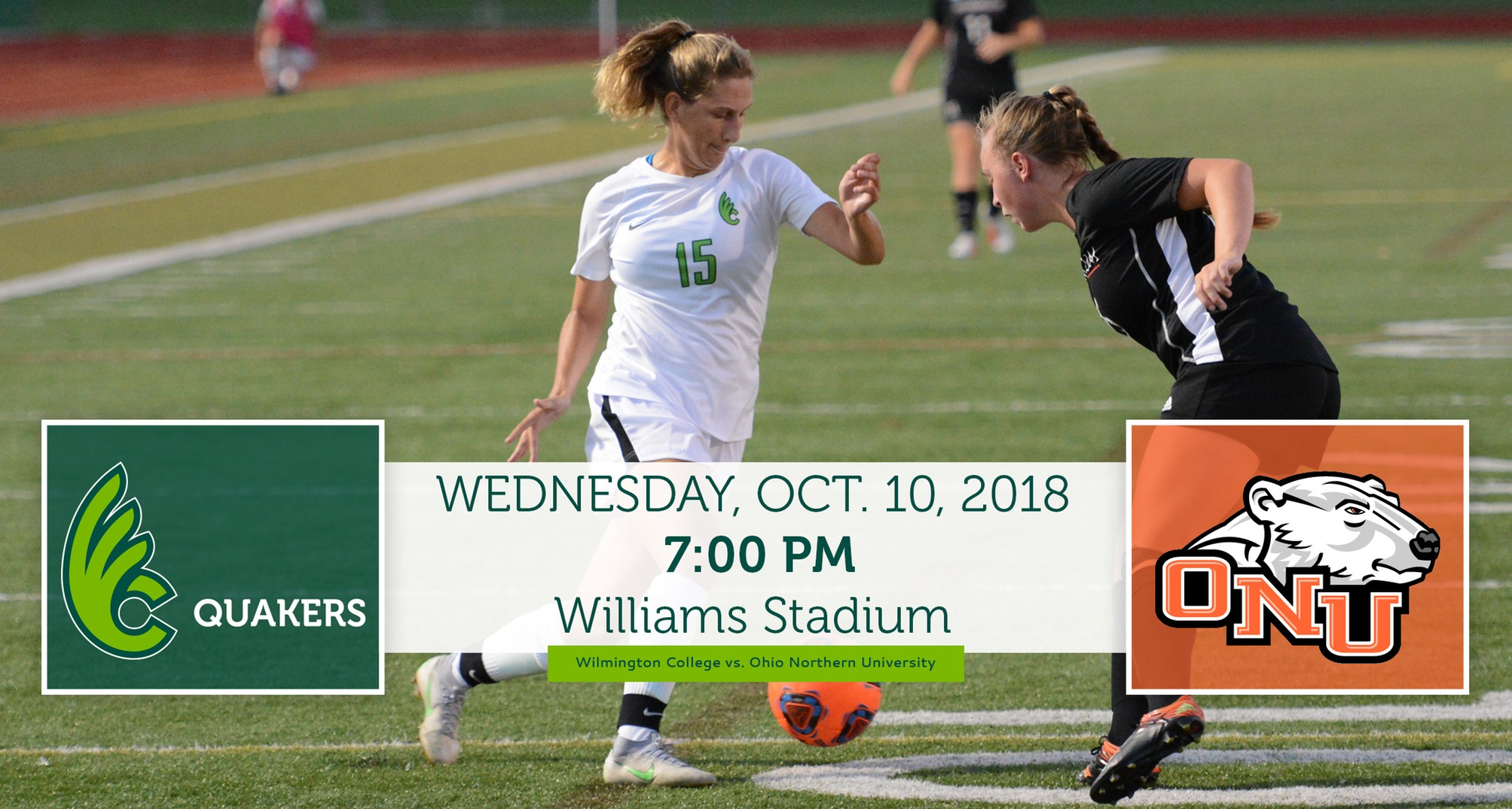 Women's Soccer Host Ohio Northern on Wednesday