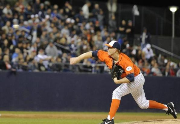 Eshelman Named Big West Pitcher of the Week