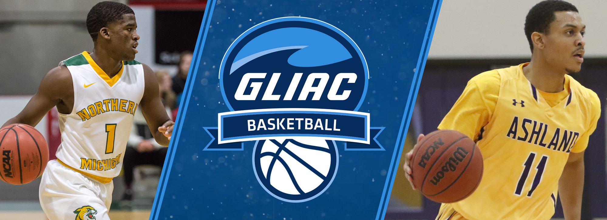 NMU's Echols and Ashland's Caldwell are named GLIAC Players of the Week
