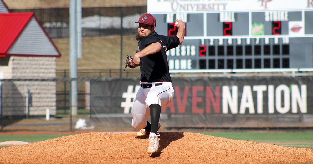 Baseball Surrenders Big Lead in 11-8 Loss, Bounces Back with 3-2 Win to Split DH and Win Weekend Series at Merrimack