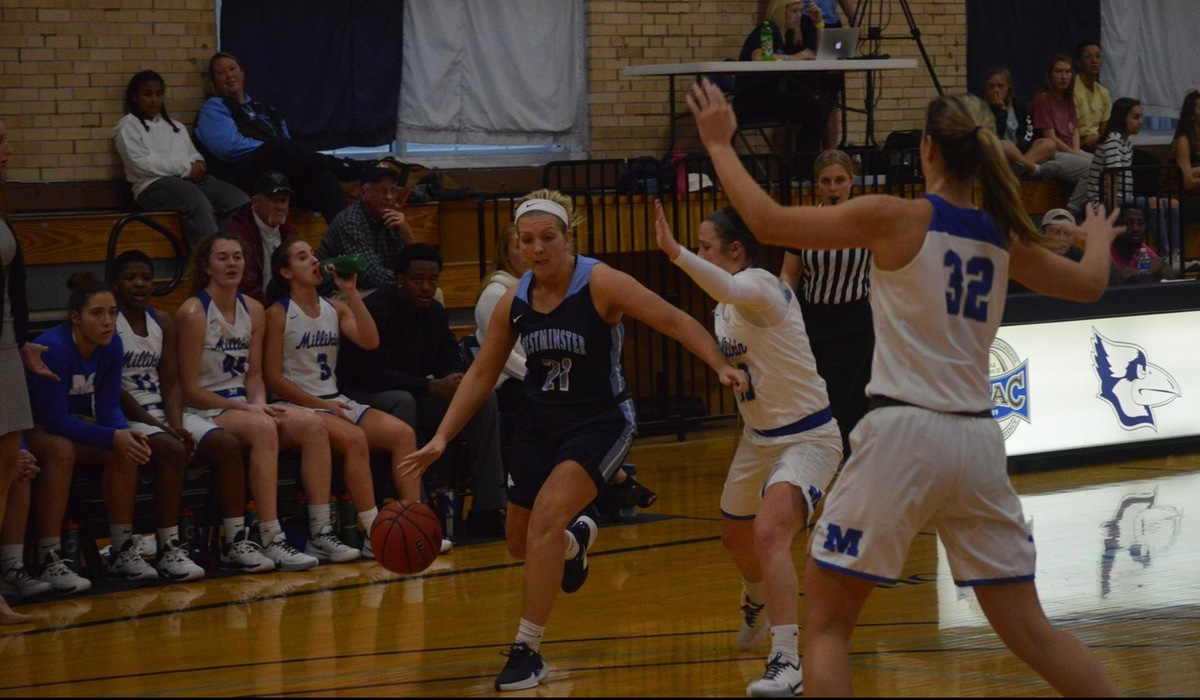 Westminster Women's Basketball Falls to Webster