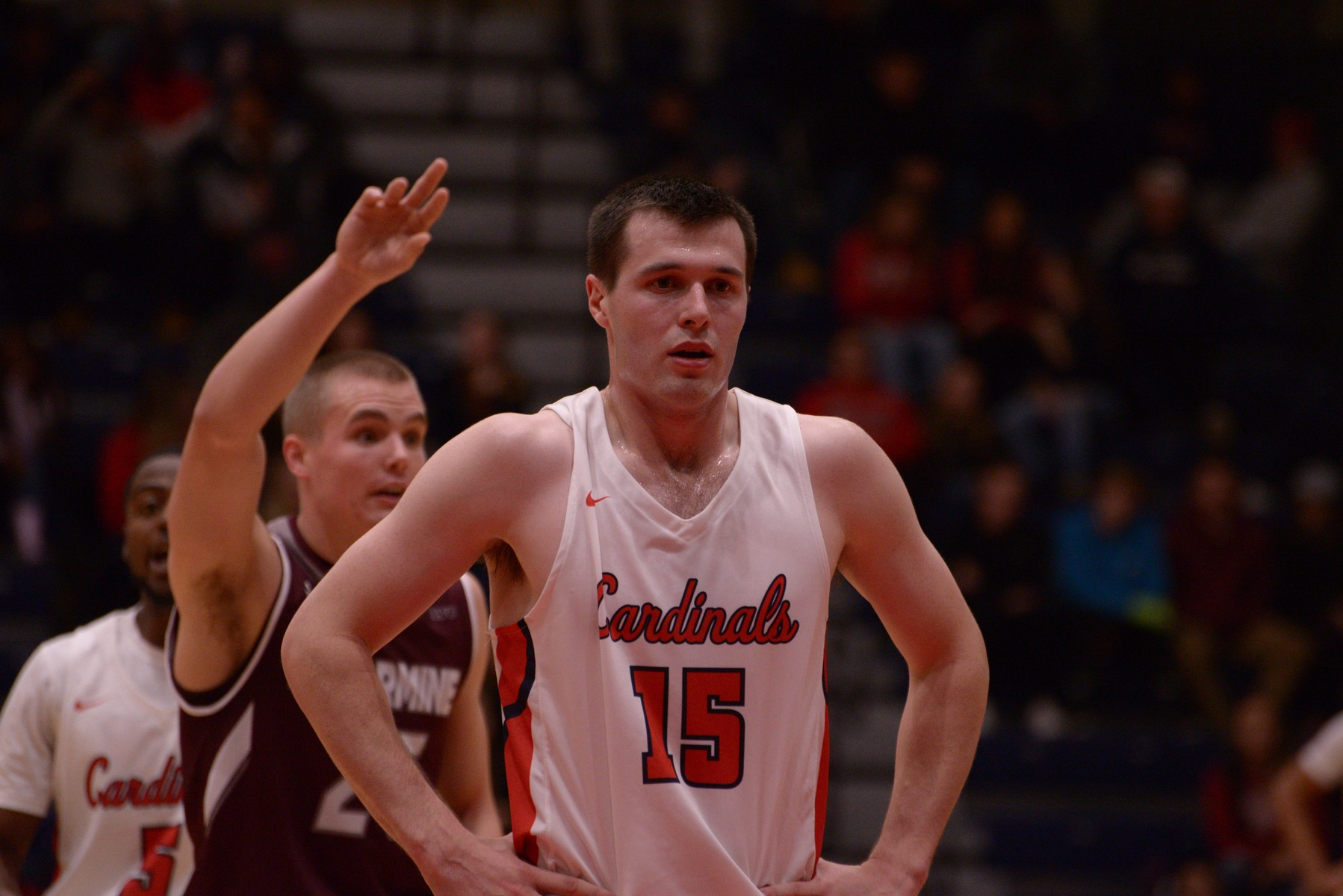 SVSU drops 69-63 home decision to Olivet