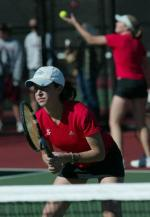 Women's Tennis Falls at No. 41 San Diego