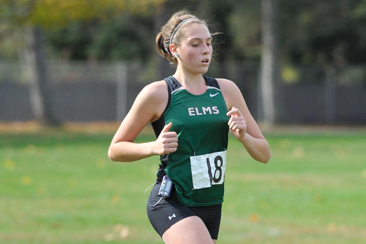 Cross Country Competes at New England Division III Championship
