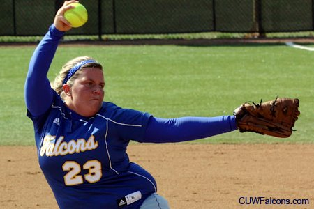 Burke named NAC Pitcher of the Week