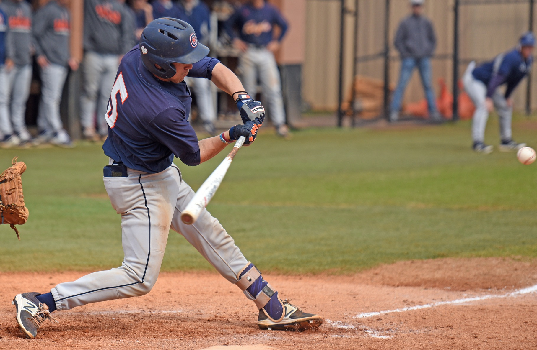 Situational hitting, Cate's pitching carry Eagles to 9-6 triumph over Anderson