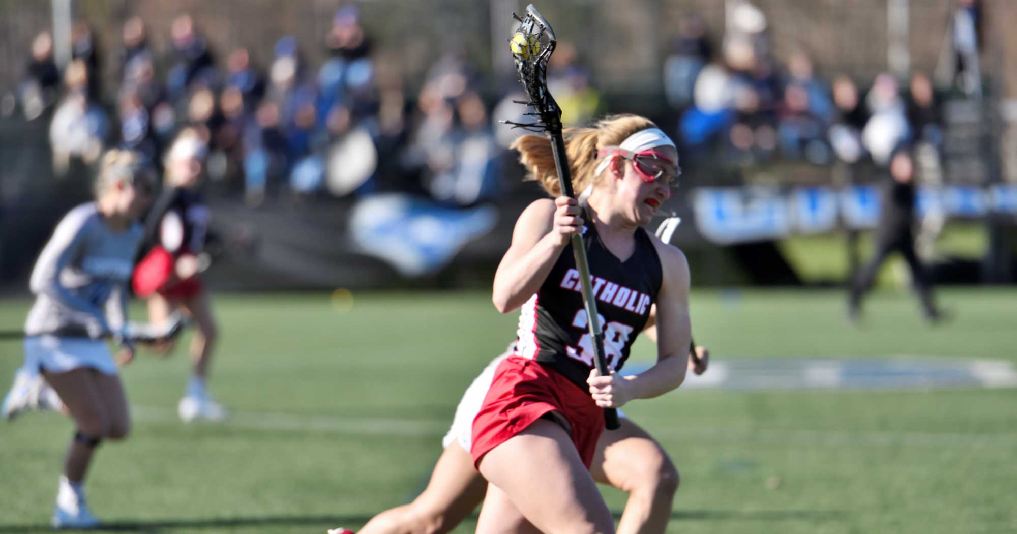 No. 11 Women's Lacrosse Tops Meredith in Home Opener