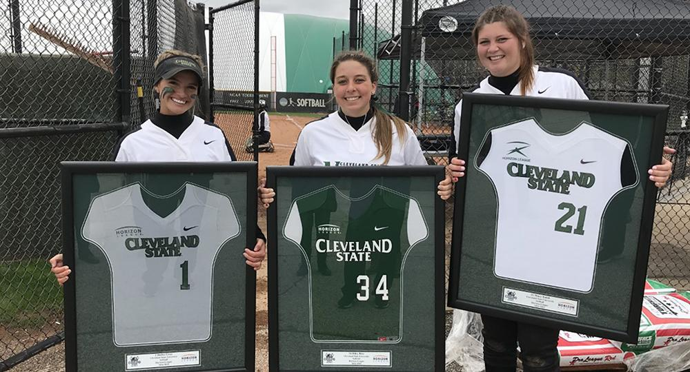 Vikings Celebrate Senior Day with Split Against IUPUI