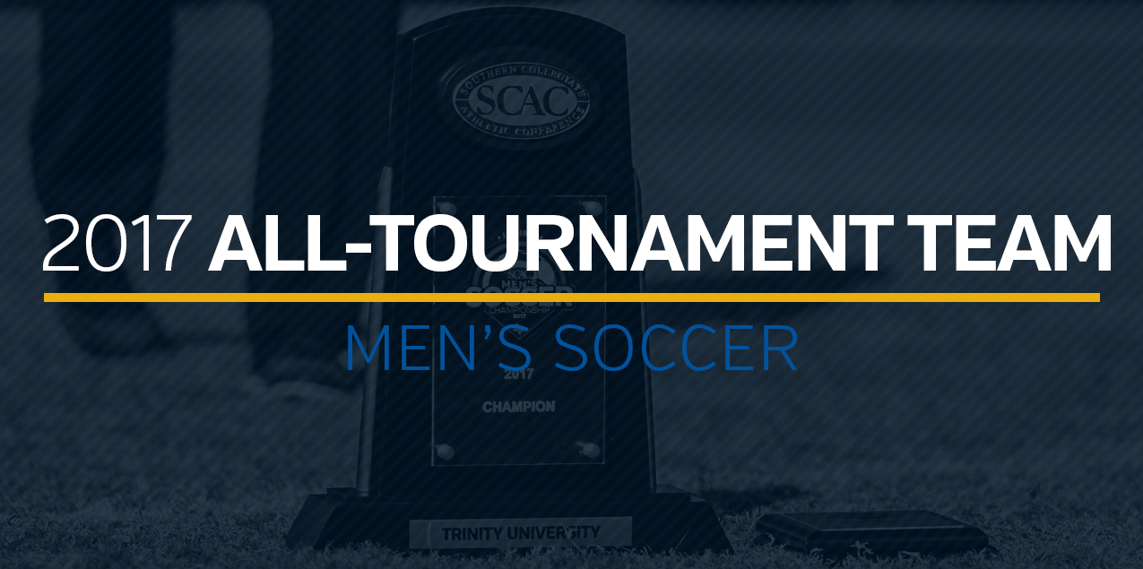 Sakshaug and Taylor Highlight Men's Soccer All-Tournament Selections