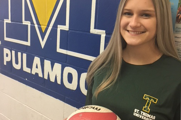 Tommies Women's Volleyball Add First New Piece for 2018-2019